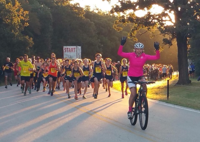 running rrca double trouble bike lead lake cities