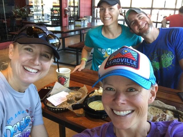tacos torchy's post run feast dallas white rock lake