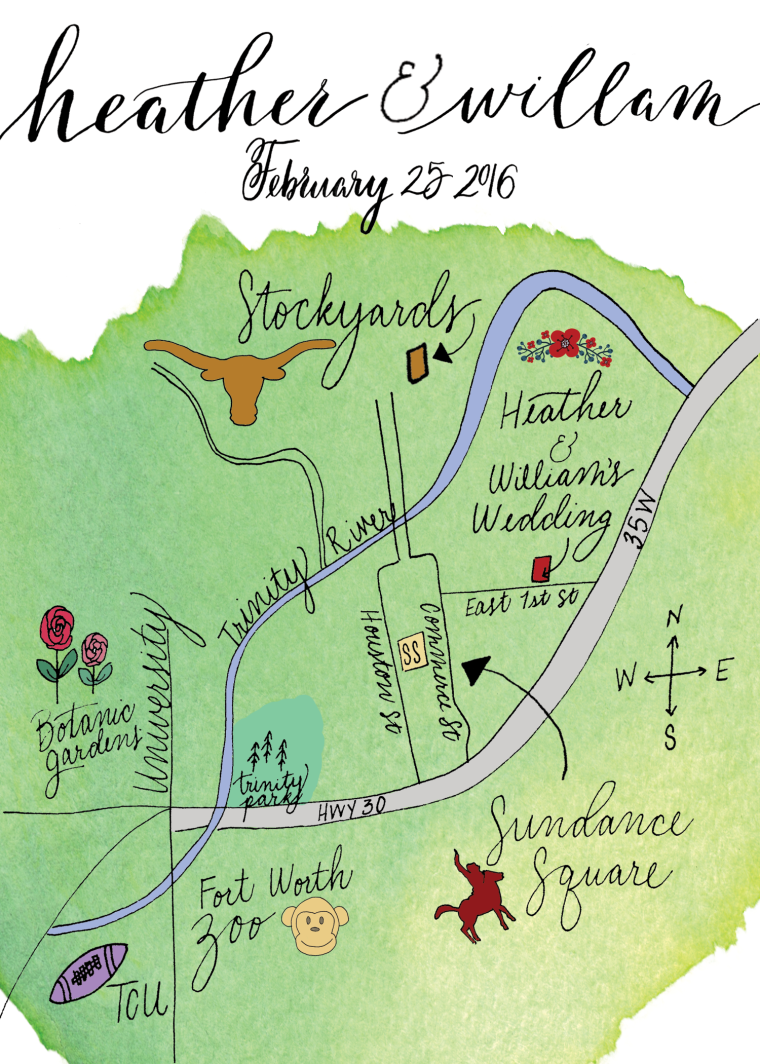 weddingmap